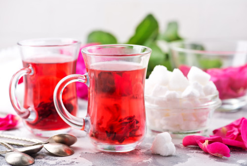Ovocný čaj/ilustrační foto