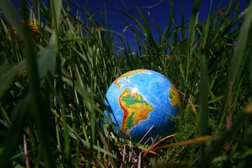 Planeta Země/ilustrační foto