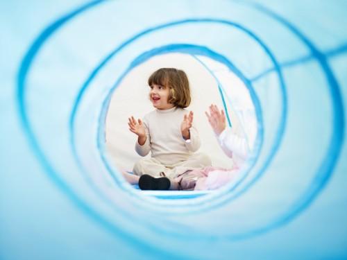 Veselé dítě/ilustrační foto