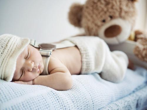Novorozeně/ilustrační foto