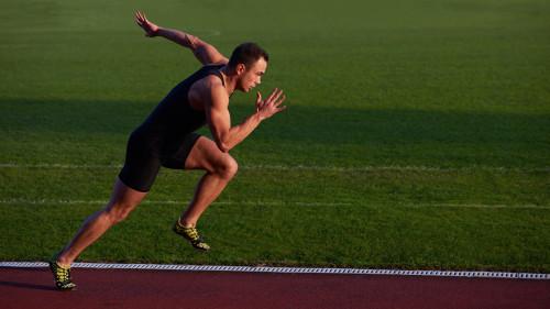 Atlet/ilustrační foto
