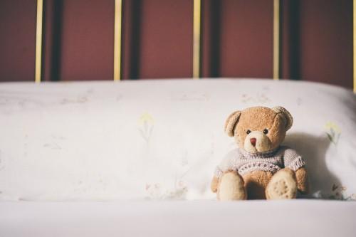 Dětská péče/ilustrační foto
