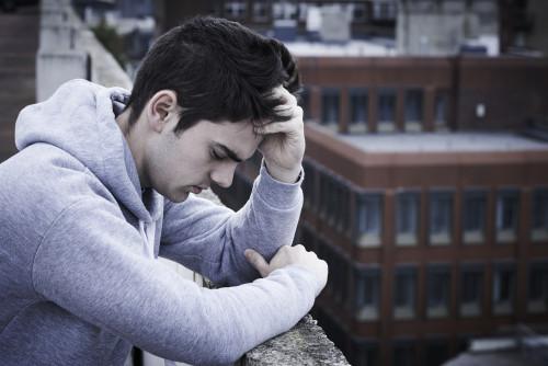 Sebevražda/ilustrační foto