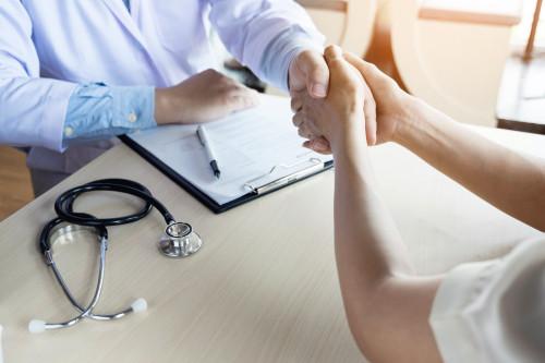 U lékaře/ilustrační foto