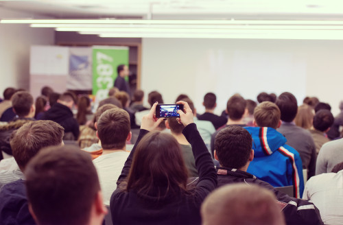 Konference/ilustrační foto