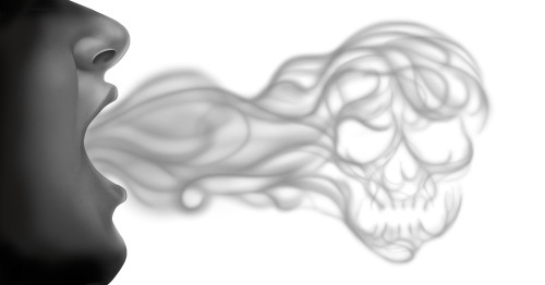 Kouření/ilustrační obrázek