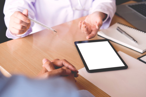 Lékař/ilustrační foto